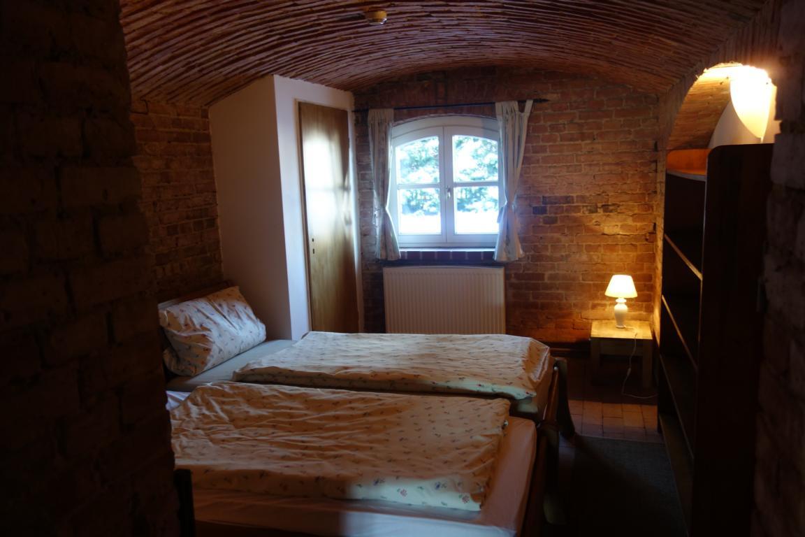 """altes pfarrhaus werder"""" ferienwohnungen, Schlafzimmer entwurf"""
